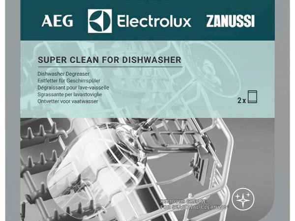 AEG M3DCP200 Super Clean vaatwasser ontvetter