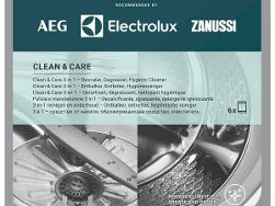 AEG M3GCP400 Clean and Care - 3 in 1 (6 stuks)