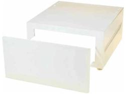 Miele WTS 410 Onderbouwsokkel met schuiflade