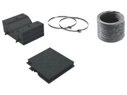 Siemens LZ10DXU00 Recirculatie startset met anti-vis filter