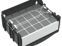 Siemens LZ10FXJ00 Integreerbare CleanAir recirculatie startset