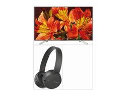 Sony KD55XF8599 + WH-CH500